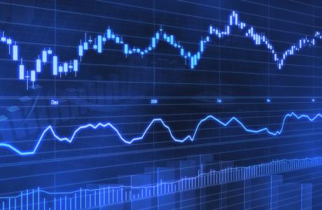 Gráfico de precios de energía