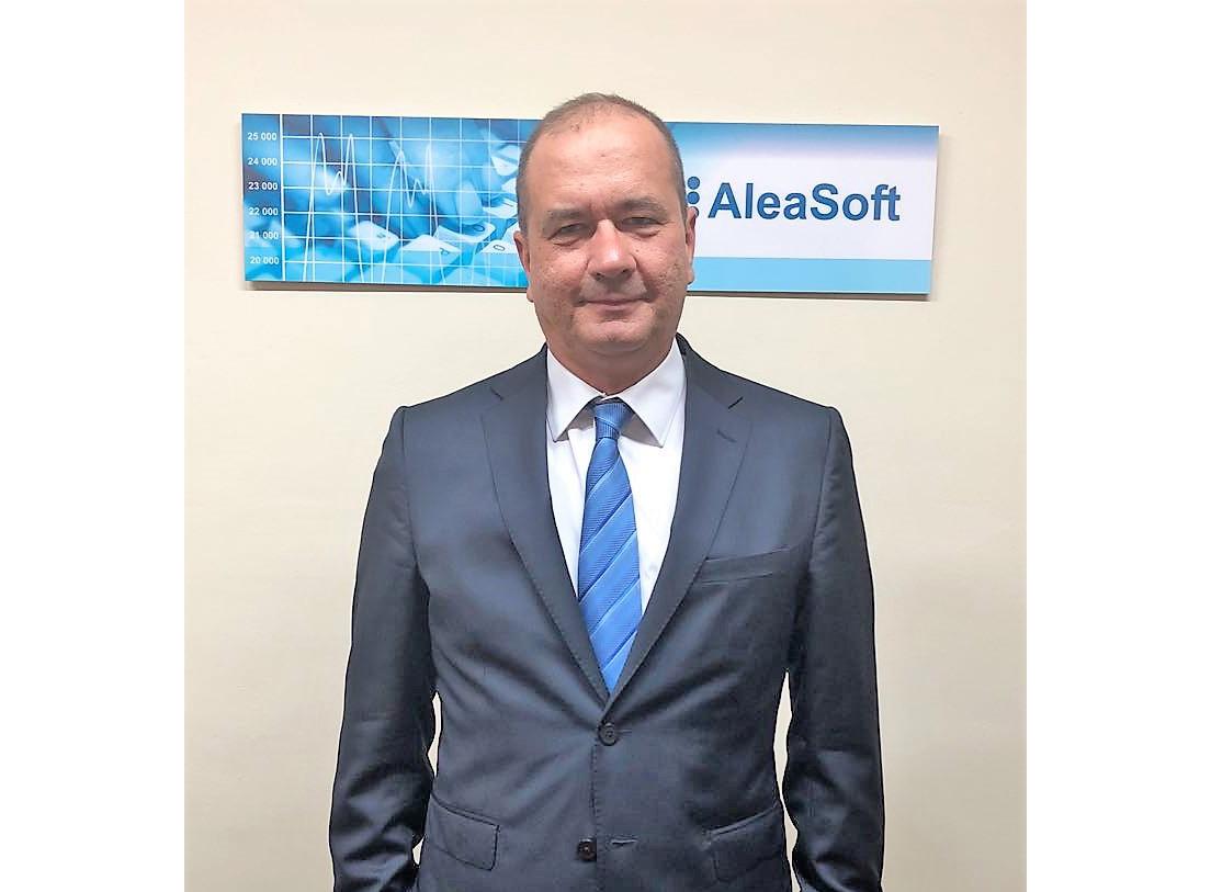 Antonio Delgado Rigal - AleaSoft CEO