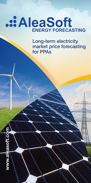 AleaSoft offers long-term price forecasting for PPAs