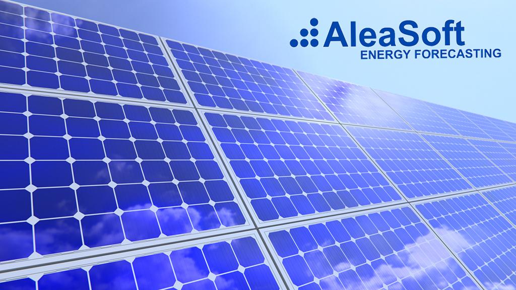 AleaSoft - AleaSoft energía fotovoltaica