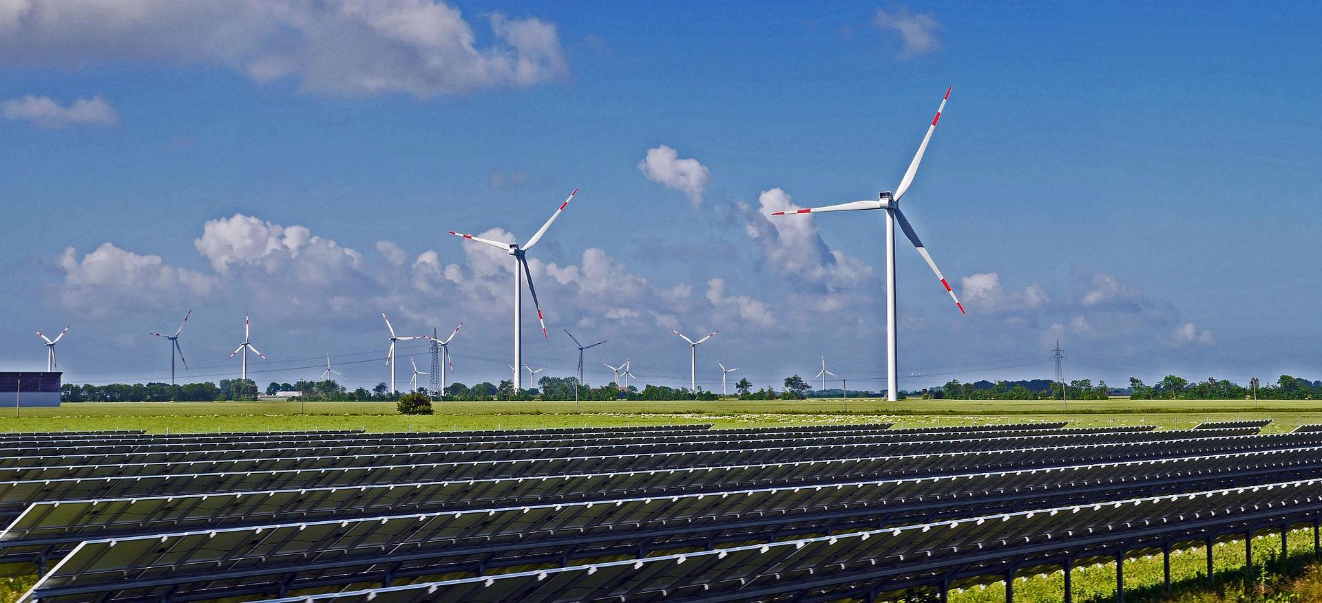 AleaSoft - Solar fotovoltaica eólica electrificación energía limpia