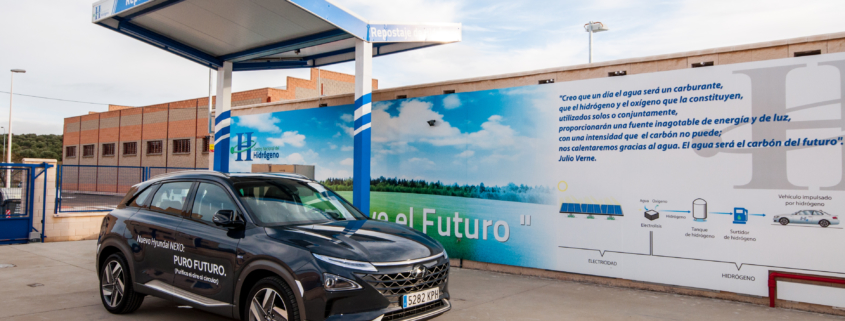 AleaSoft - fuel cell electric vehicle spain