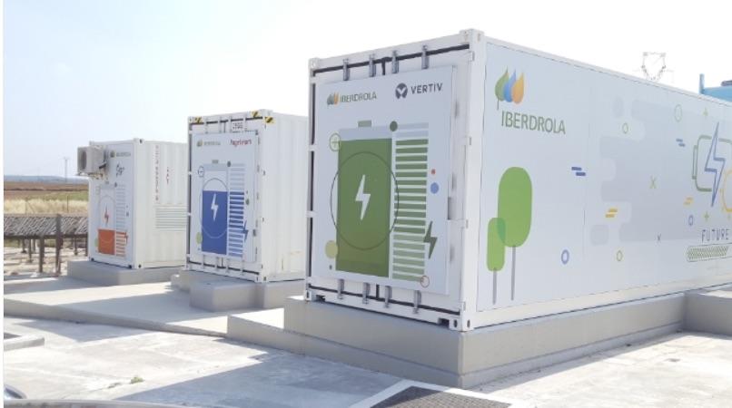 AleaSoft - battery storage plant distribution grid spain