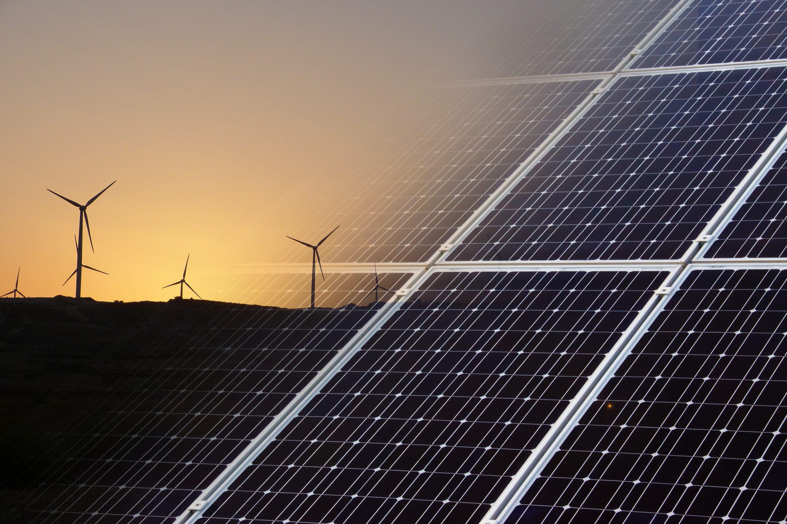 AleaSoft - renewables solar panels windmills
