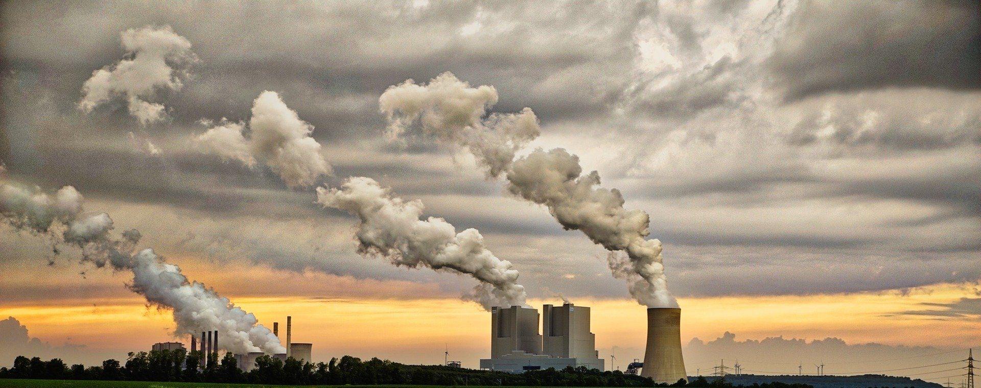 AleaSoft - Central termica carbon