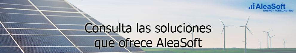 Productos y servicios de AleaSoft