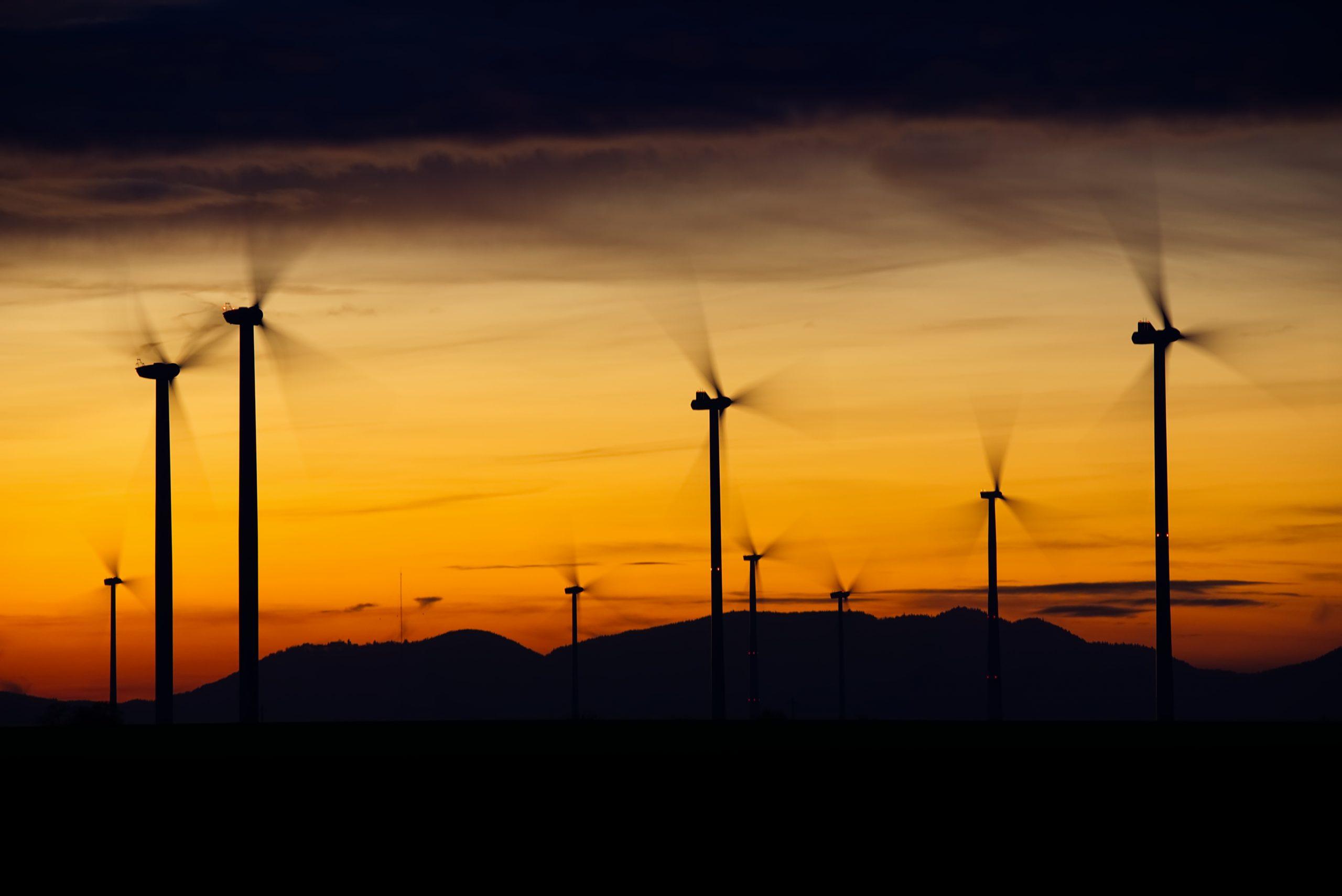 AleaSoft - parque eólico