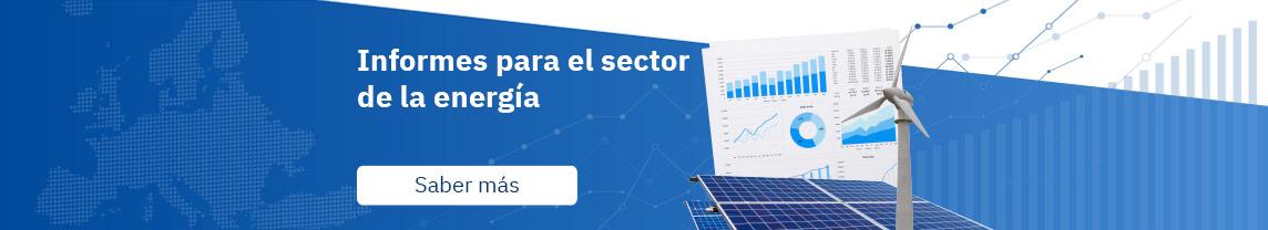 Informes del sector de la energía