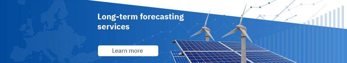 Long term forecasting