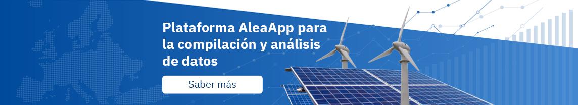 Plataforma AleaApp para la compilación y análisis de datos