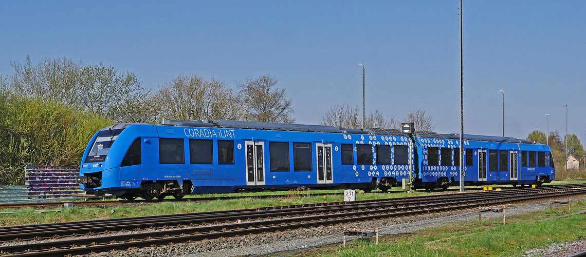 AleaSoft - tren hidrogeno coradia ilint